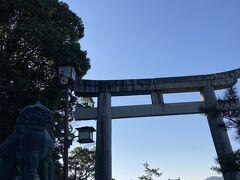 商店街満喫して  厳島神社へ