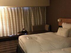 今日の宿泊はANAクラウンプラザホテル熊本ニュースカイ