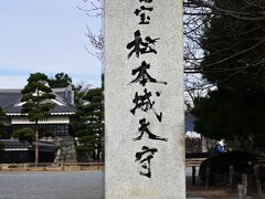 気を取り直し松本城に戻りました。