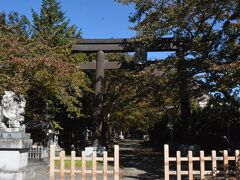 次に向かったのは同じく河口湖畔にある富士御室浅間神社
