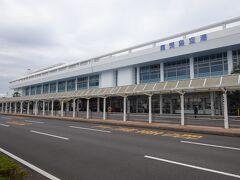 無事、トヨタ86を無傷で返すことができ、鹿児島空港に戻ってきました。