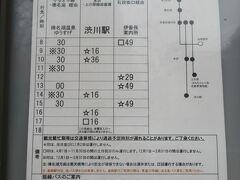 群馬バス時刻表