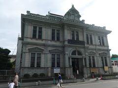 16:05 『青森銀行記念館』です。旧第五十九銀行本店だった建物が再利用されています。