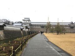 金沢城 三の丸広場