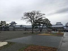 金沢城 二の丸広場