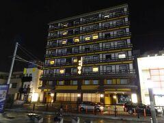夕食をいただいたら、ホテルへ戻りましょう。野乃さんは、駅からすぐそばなので、とっても便利ですね。