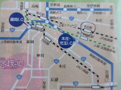 高崎線は関東交通の要衝 中山道とも関連しています。 本庄から深谷まで9分です。