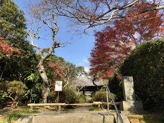 龍峰院の隣、これも塔頭の天源院。