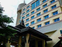 ◆ホテル到着 10:35分に戻り、シャワーを浴びた。