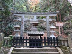 途中にあった「菅原神社」。