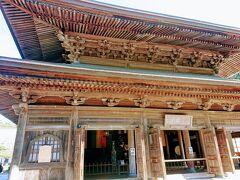 続いて、仏殿の後ろにある法堂に入ります。