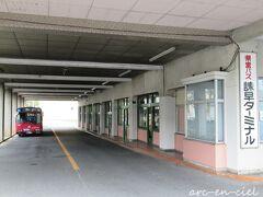 諫早ターミナル到着! ここで島原行きのバスに乗換。雲仙までは、少し距離があり、約100分の乗車です。 ターミナルから10人ほど乗りましたが、30分後には、5人ほどに減りました。