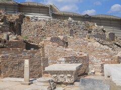 エフェソスの「傾斜面の住宅」