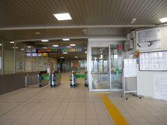本当は青森駅で下車予定だったけど、今日行こうと思っていた三内丸山遺跡に行くなら新青森駅で降りた方がよさそうなことに新青森駅に停車中にネットで調べて気づいて発車直前に下車。 停車時間が長かったからこそできたこと。  この旅行記は↓ https://4travel.jp/travelogue/11667603 の続き。