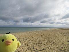 ヤハラヅカサ のビーチです
