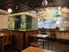 木曜夜に予約なしで開店時間に訪問。 空いていましたが、遅い時間や週末は混みそうな人気店。予約がオススメです。  国頭港食堂 https://tabelog.com/okinawa/A4702/A470203/47019681/