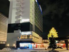 鹿部の仕事を17時で切り上げ、函館市内のお客さんを三件回り、やっとのことでホテルへ。