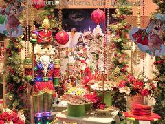 Heinemann(ハイネマン)  デュッセルドルフの老舗菓子店「ハイネマン」のディスプレイは季節ごとに楽しませてくれます。
