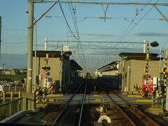 南桜井駅。