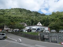 12:30 十和田湖の子の口に到着。