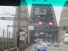 シドニーハーバーブリッジ