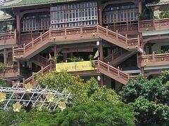 ファットホック寺 中華系の仏教寺院です。