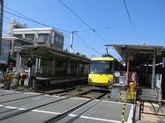 豪徳寺駅は東急世田谷線との乗換駅ですが、小田急線では唯一急行の止まらない乗換駅です。