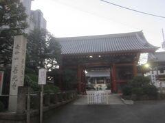 青山通りを少し都心方向へ進んだところにあったのが善光寺 長野にあるあの善光寺の東京別院になります