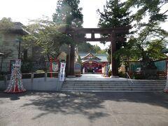 神社もありました。