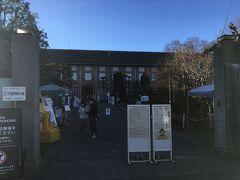 10分ほどで世界遺産の富岡製糸場に到着です