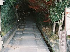 高台寺へと向かう。