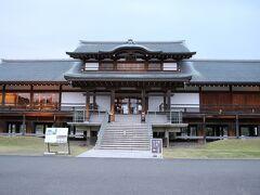 吉崎御坊跡近くにある本願寺中興の祖蓮如上人記念館