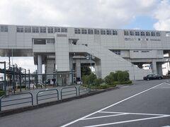 ●大阪モノレール 豊川駅  2007年の彩都線延伸に伴い開業した駅です。 この駅を見ると、You Tubeでに上がっていた、モノレールが提供している大阪北部地震の映像を思い出します。 大きな揺れを観測した場所でもあります。