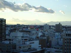 こちらだと富士山がみえるのでした