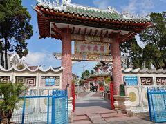 福建会館(ふっけんかいかん) 華僑の人々の集会所。 ほかにもこういった「会館」がいくつか存在する。