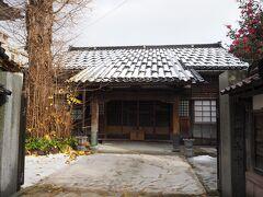 <円長寺> 真宗大谷派のお寺のようです。