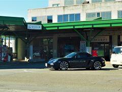 ほくほく線の「まつだい駅」( http://www.city.tokamachi.lg.jp/kanko/K016/K031/1454068602375.html   )で休憩。