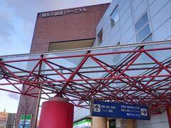 壱岐行きの高速船はこちらです。