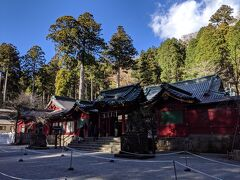 箱根園を後にして向かったさきは箱根神社。
