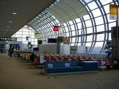 仙台駅に到着~ 市内と空港が近くて好きです。  人は減ったね~(´・ω・`)