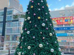 普段はあんまり来ることのない、梅田のヨドバシカメラ側をブラブラお散歩。 クリスマスが近いので、やっぱり人が多かったですね。