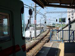 分岐駅の宮の陣駅は筑後川のすぐ近く。 ちなみに線路は大牟田方面から分岐していて運用も大善寺発などが多いようです。 宮の陣9:24>>西鉄甘木線甘木行き>>甘木10:01