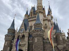 入場者数を絞っているので、他の人が写り込むことなくお城を撮れる貴重な経験でした。