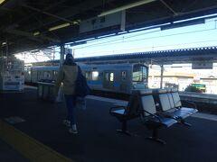 そしてJRの宇治駅。