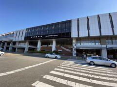 約1時間弱で那須塩原駅に到着しました。