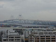 港の見える丘公園へ 展望台からは横浜ベイブリッジを望む絶好のビューポイント