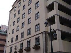 今回の宿泊は、ホテルモントレ長崎。 外見ではわかりませんが、ポルトガルをイメージしたというホテルです。