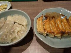 宇都宮で途中下車して餃子を食べてかえりましたとさ!