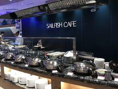 アジアンフュージョンディナーブッフェ(公式HPより) シェフが立ち並ぶライブキッチンから繰り出される沖縄食材を使ったアジアンフュージョンブッフェの料理とスイーツをご堪能ください。  アジア料理がずらりと並びます~