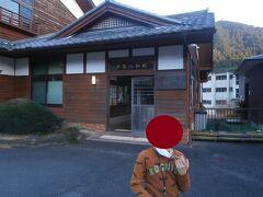 ちょうど名松線がやってきそうなので伊勢八知駅に立ち寄りました。